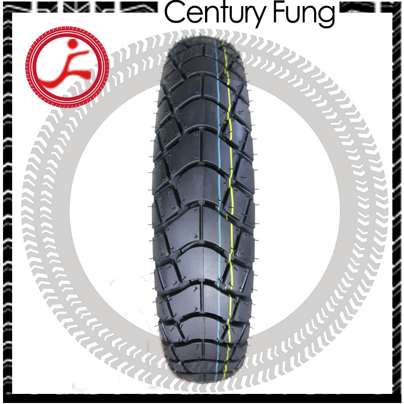 High Proformance Motorcycle Tire with ECE 2.75-14 2.75-16 100/90-17