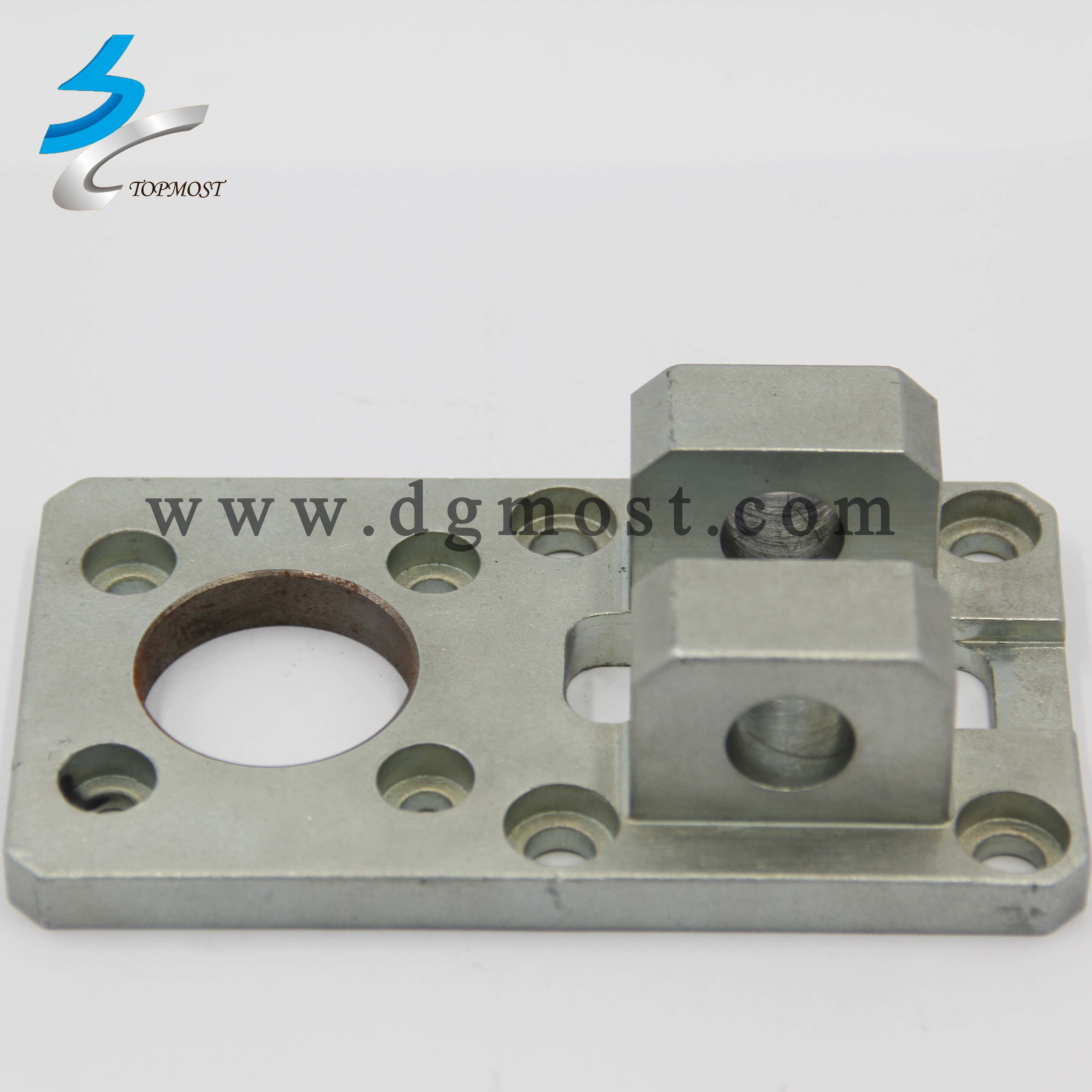 China Supplier Investment Casting Hardware Stainless Steel Glass Clamp