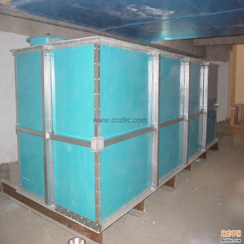 Enamelled Steel Water Tank Water Container Water Treatment Plant