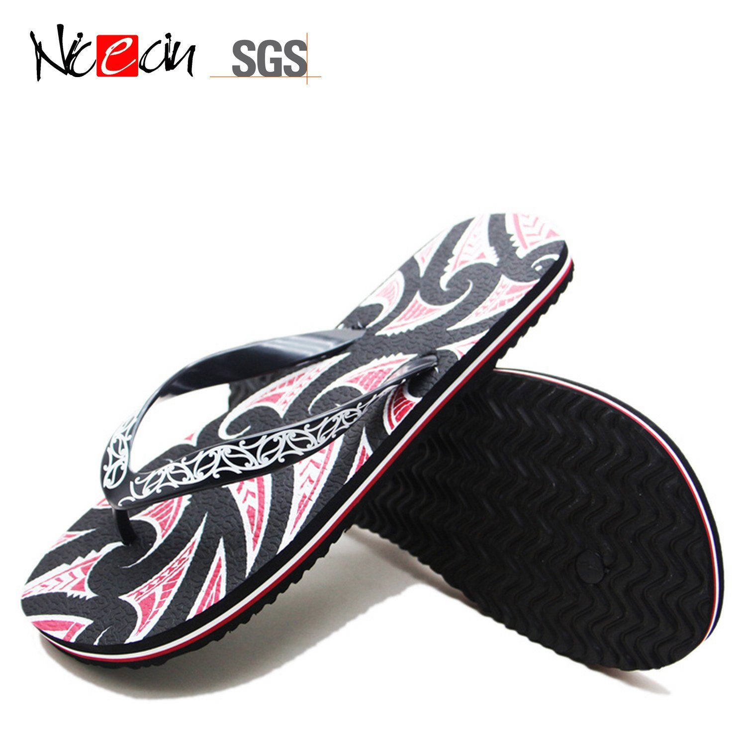 93abc061fc5d China New Style Print Lowest Red Summer Work Woman Luxury Slipper Bedroom -  China Flower Flip Flop