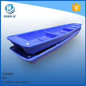 56dfa3e591 Hot Sale   High Performance Flat Bottom Plastic Pontoon Fishing Boat Price  Made in China - China Fishing Boats