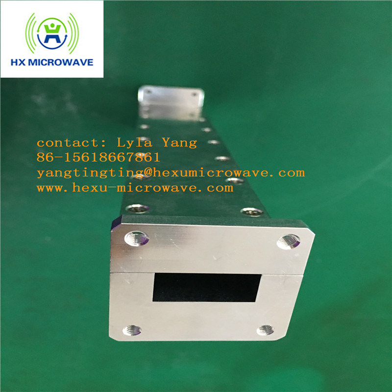 Hexu Microwave Wr90 Rigid Waveguide Coupler pictures & photos