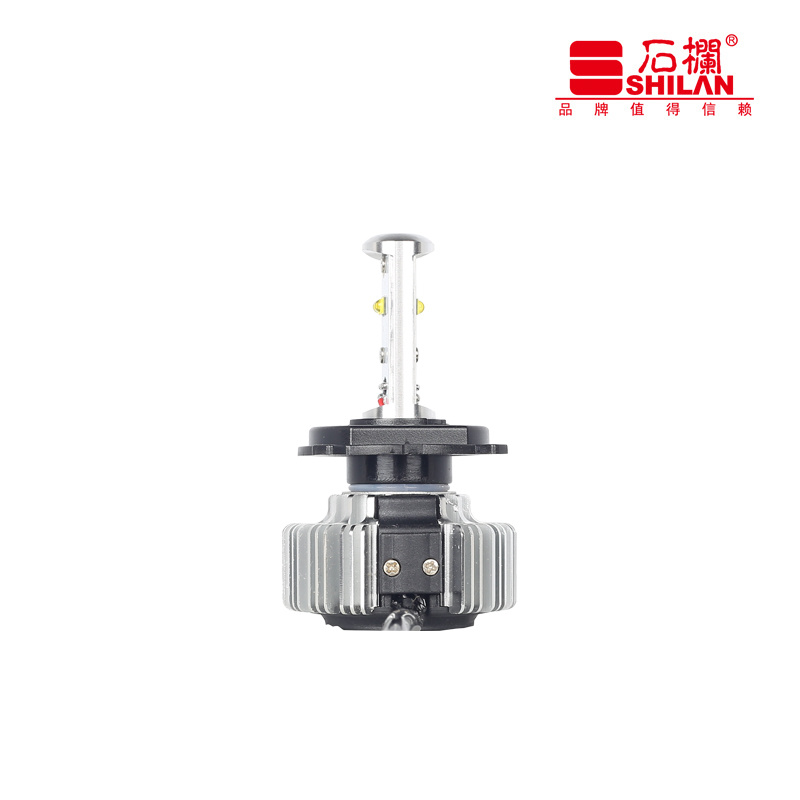 2000lm Motorcycle with Convex Lens LED Headlight 20W DC8-85V H4 pictures & photos