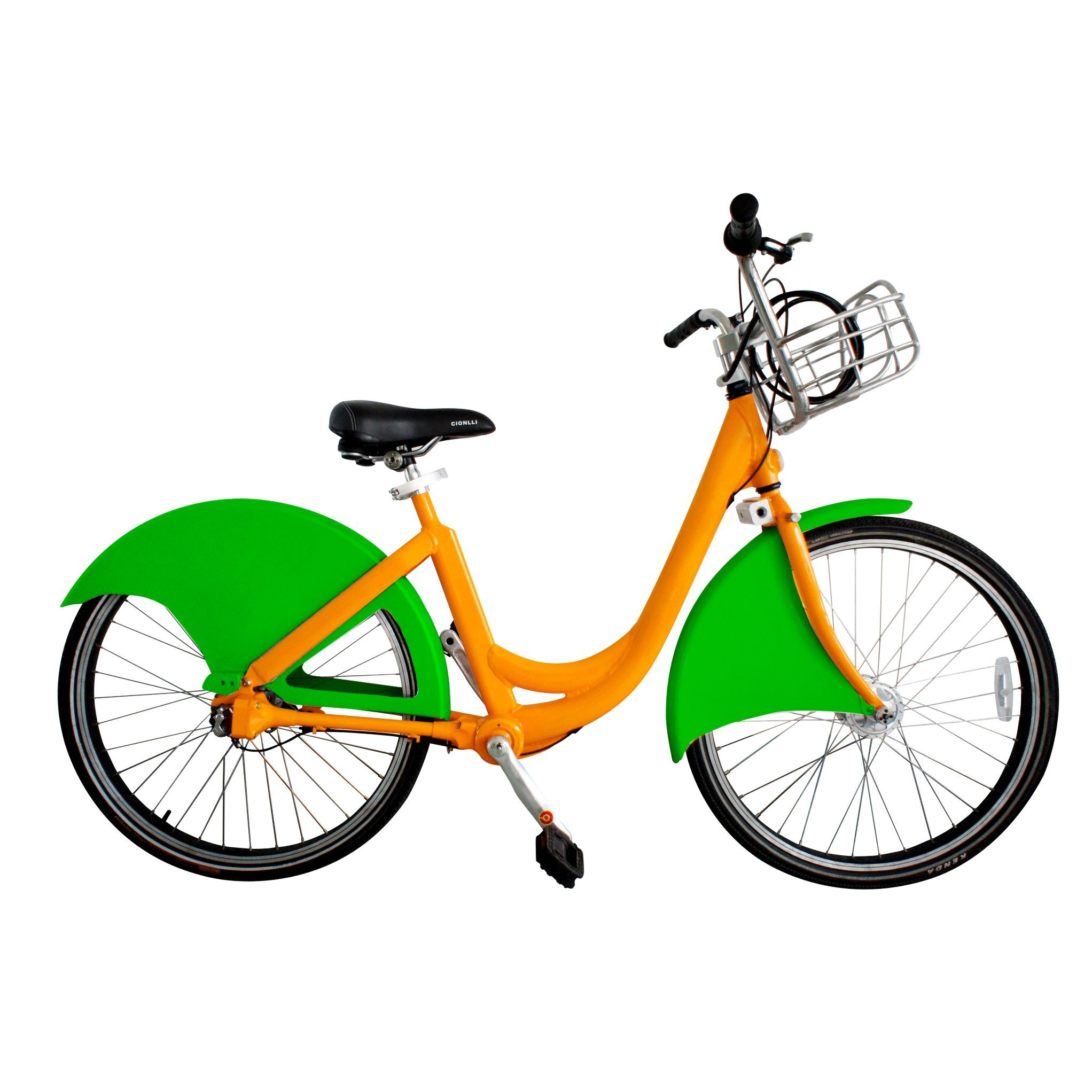 City Rental Bicycle with Aluminum Alloy Frame Self Rent Urban Shaft Drive Bike Without Chain pictures & photos
