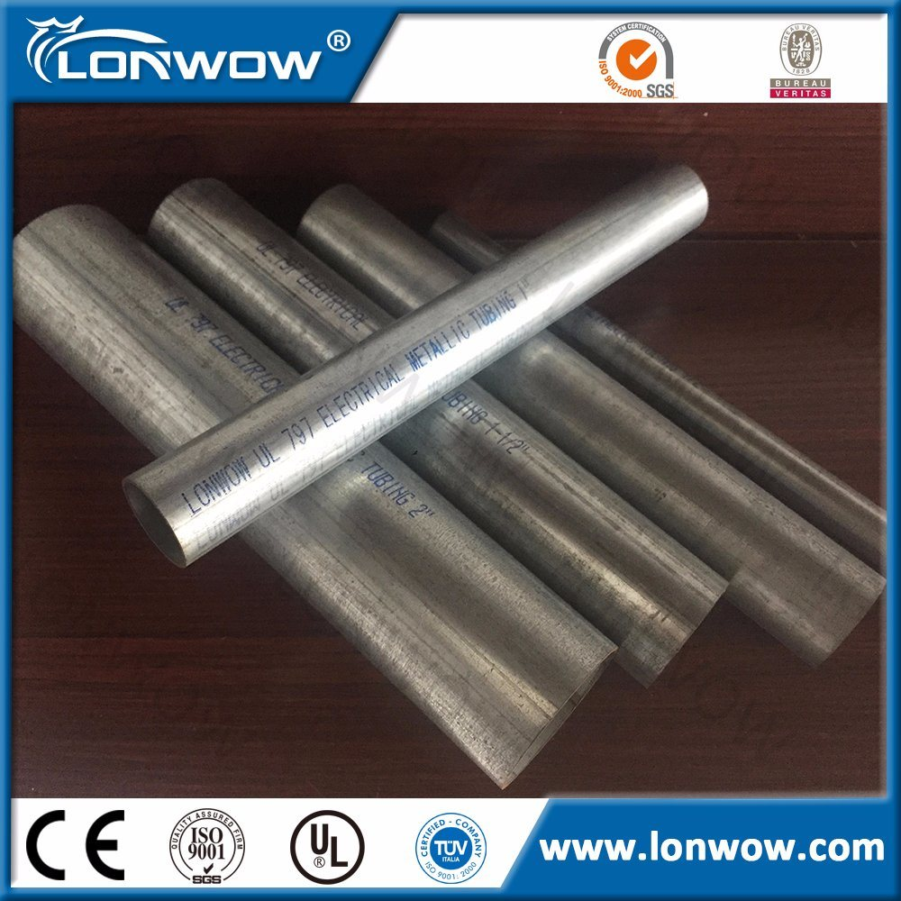 China High Quality Electric Wiring Conduit Pipe For Routing Of Electrical Conductors And Cables