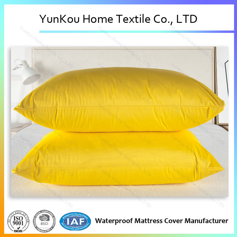 Multicolor Antidustmite Knitted Pillow Case for Decoration and Daily Use