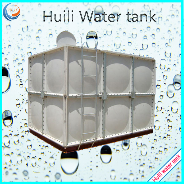 Fish Farming GRP Water Storage Tank