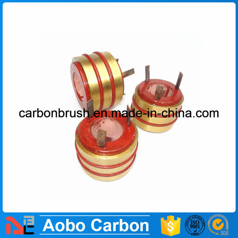 China Good Electrical Conductivity Collector Slip Ring manufacturer ...