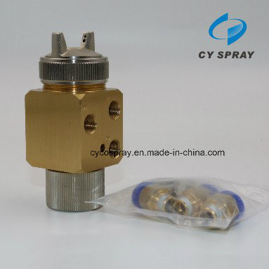 Two Fluid Air Atomizing Nozzle Spray Humidifying Nozzle