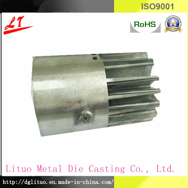 Aluminum Alloy Die Casting Heat Sink Base Part pictures & photos
