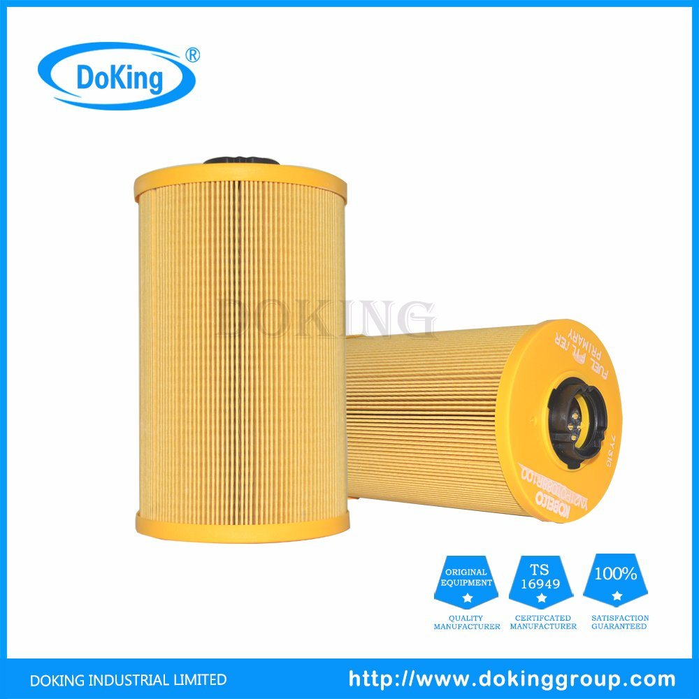High-Performance Fuel Filter Yn21p01088r100 for Kobelco