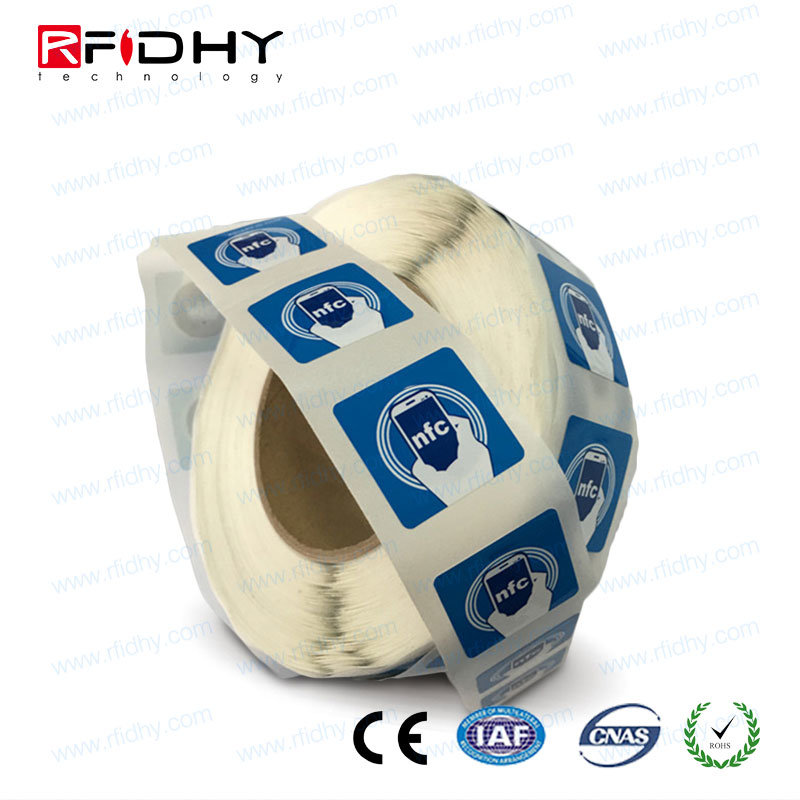 Fashion Shape Small RFID NFC Sticker Tag for Smart Phone pictures & photos