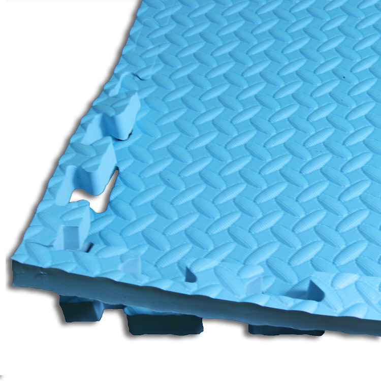 Interlocking Foam EVA Gym Mats in Martial Arts pictures & photos