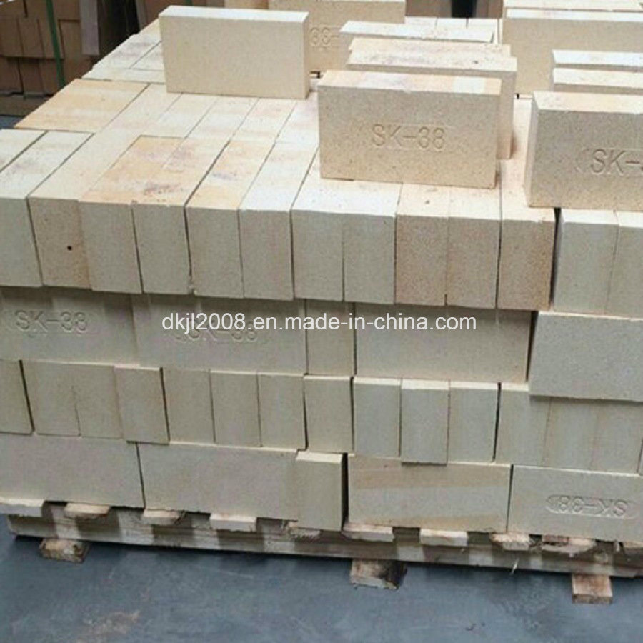Wholesale High Refractoriness Bulk Thin Alumina Fire Brick Refractory pictures & photos