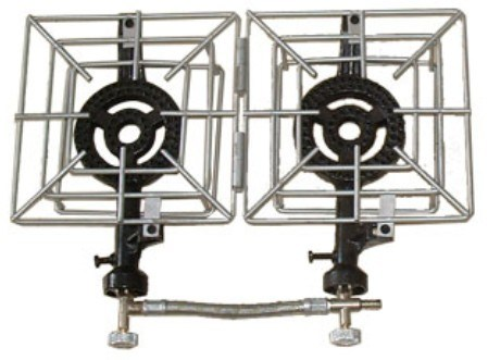 Double Burner Fs-02 Gas Burner, Gas Stove