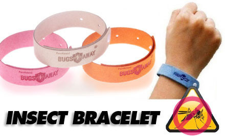 Innovative Effective Natural Silicone Mosquito Repellent Citronella Wristband pictures & photos