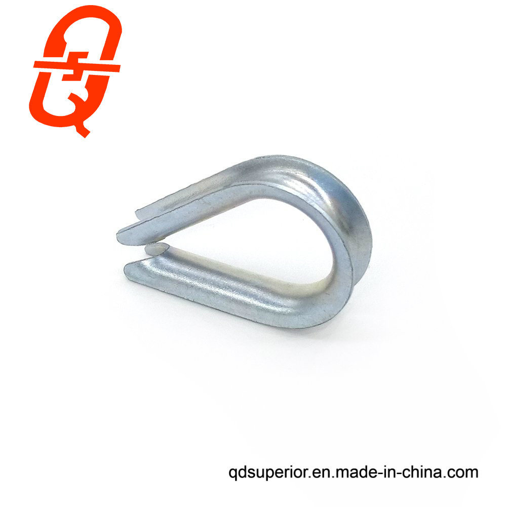 China Stainless Steel Thimble for 1/8\