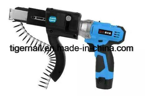 [Hot Item] Drywall Colleted Screw Nail (lithium Electricity Tool)