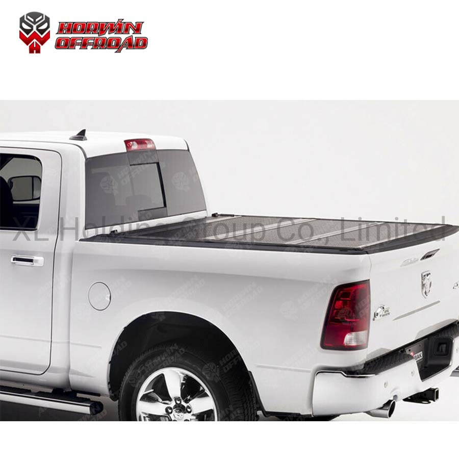 China Hard Tri Fold Tonneau Cover For Dodge Ram 1500 02 18 6 4ft Bed China Tonneau Cover Rolling Up Cover