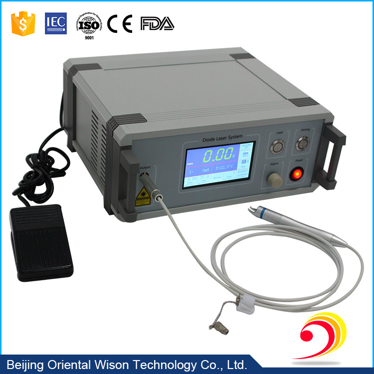 940nm Laser Vascular Removal and Spider Vein Removal Equipment (JCXY-B1)