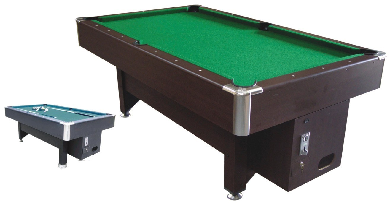 Pleasing Hot Item Coin Operated Mdf Wooden Pool Table Game Beutiful Home Inspiration Xortanetmahrainfo