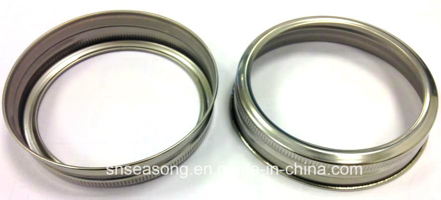Bottle Ring / Stainless Steel Lid / Metal Cap (SS4519)