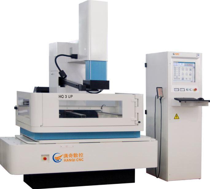 China 10 Years Accuracy Keeping Wire EDM Machine 3up - China Wire ...
