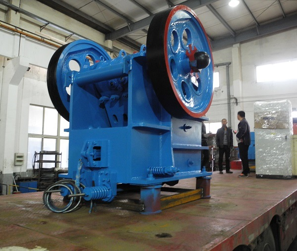 Hard Rock Jaw Crusher with 150-280tph Feeding Size 600mm (MS3624) pictures & photos