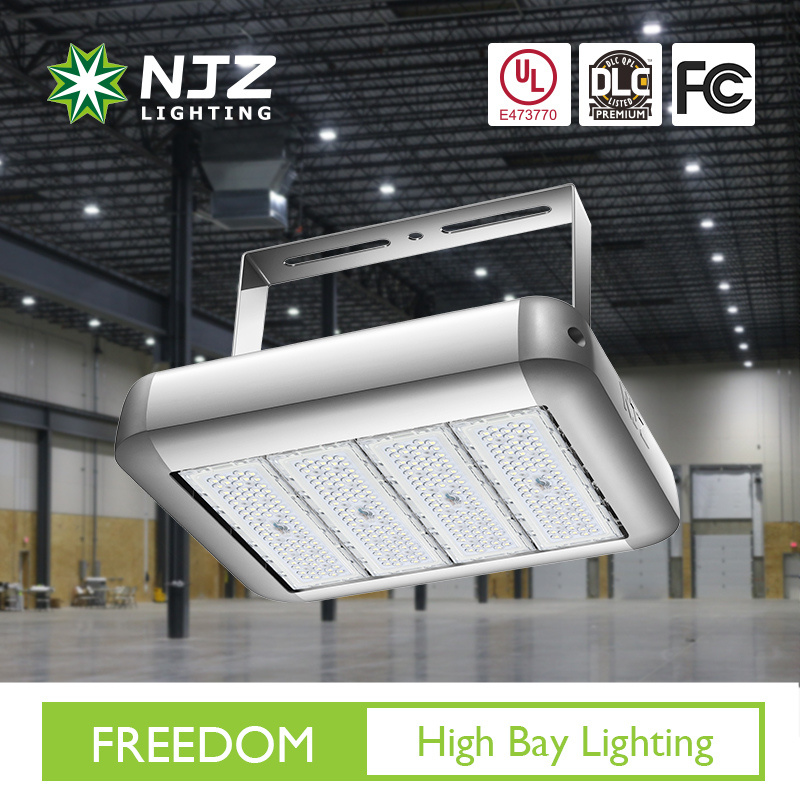 Flb 400 Led High Bay Lighting Super Bright 750w Hps Equivalent 33100lm Daylight Pure White 60 90 Degree Flood Lights Highbay