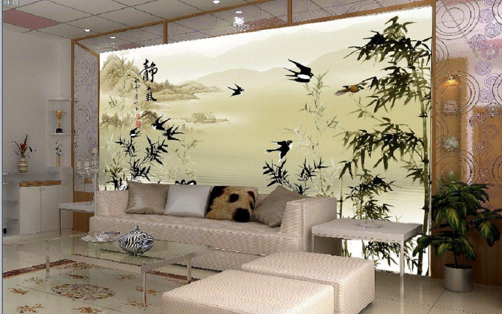 China Digital Wallpaper Rolls For Latex Printing Photos