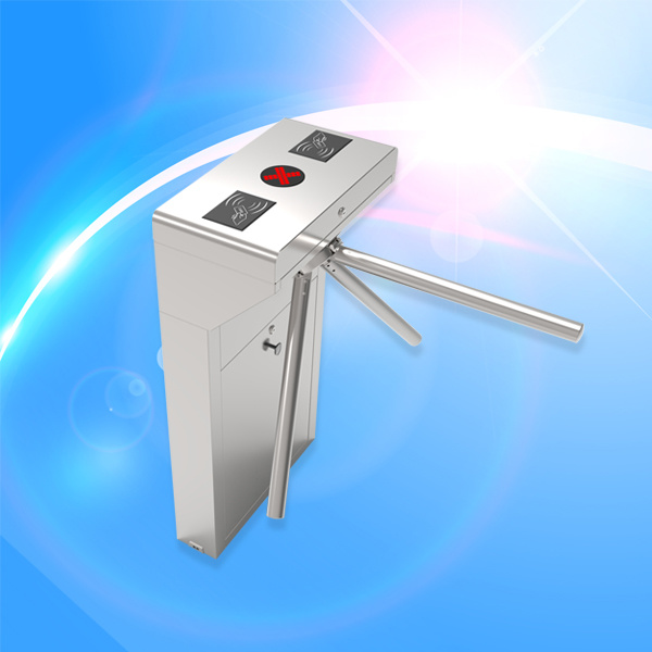 Fingerprint /RFID Semi-Automatic Turnstile Barrier (TS300)