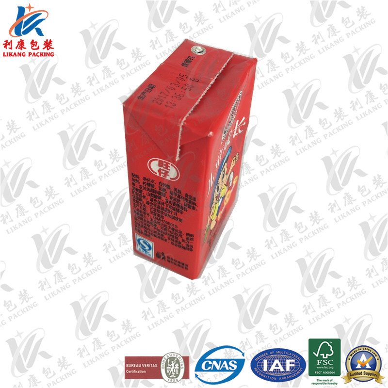 125ml Aseptic Packaging Carton for Kid pictures & photos