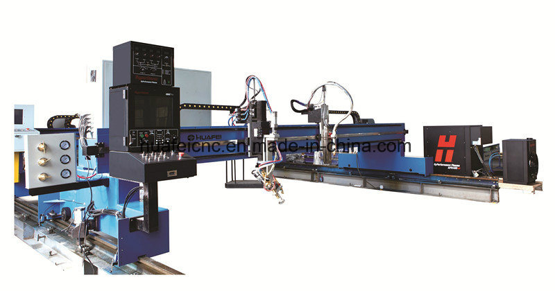 Gantry Type CNC Cuting Machine pictures & photos