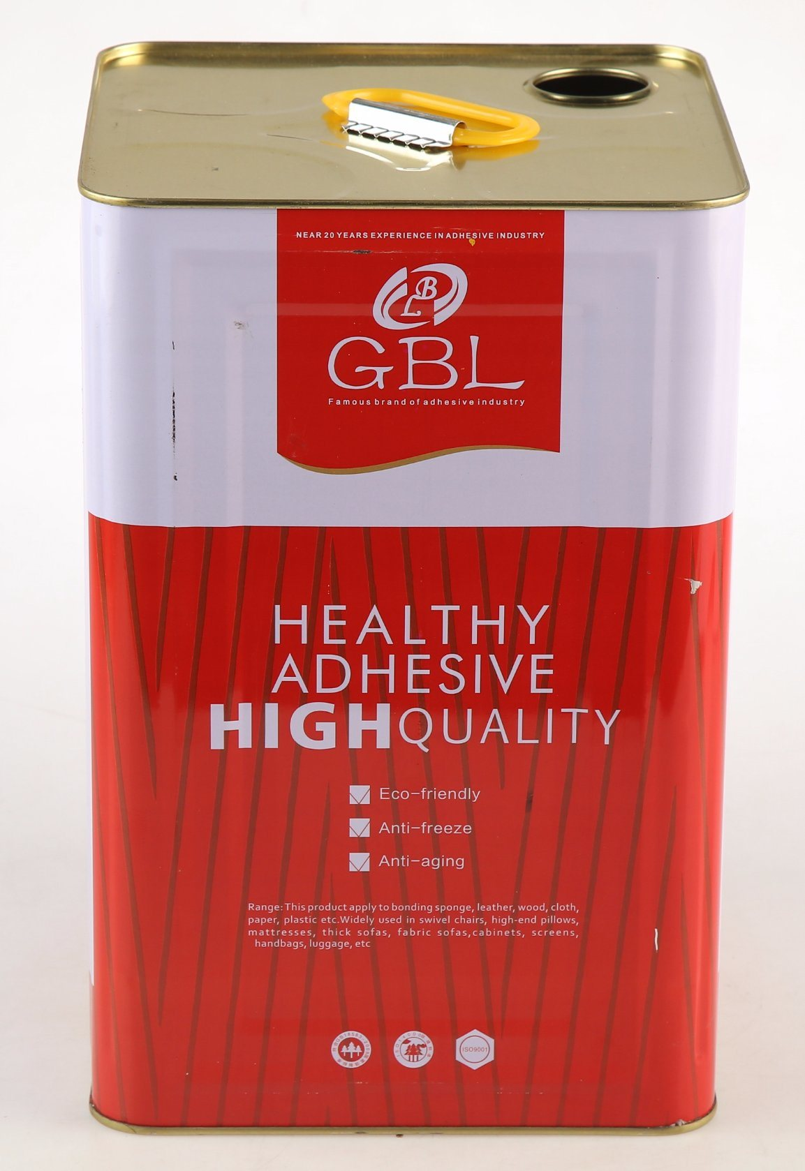 China Supplier GBL Good Viscosity Spray Glue pictures & photos