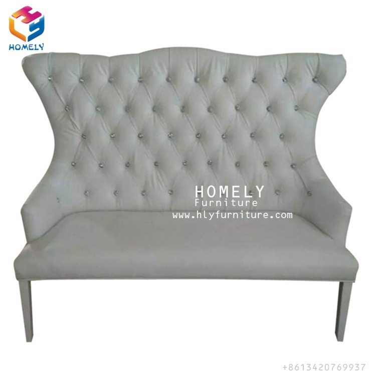 China Wedding Sofa King Chair Throne For Banquet Hotel Hall Home Double Love Seat