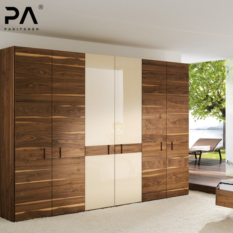 China American Style Customized Sizes Mdf Surface Mirror Armoire