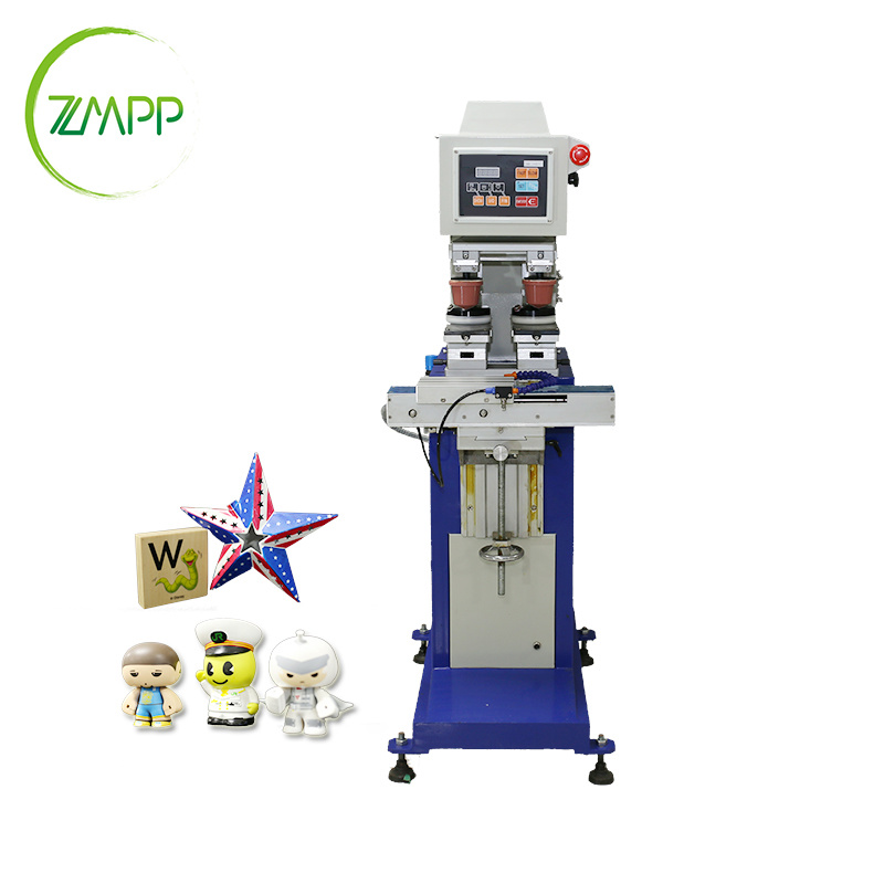 Wholesale Hot Sale Semi-Automatic Ink Cup Type Pad Printing for Toys
