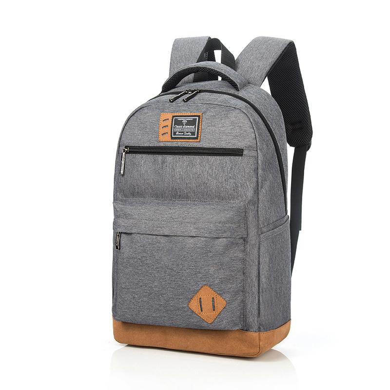 Unisex Waterproof Colorful Backpack Travel Packbag Shoulder Bag Leisure Sport