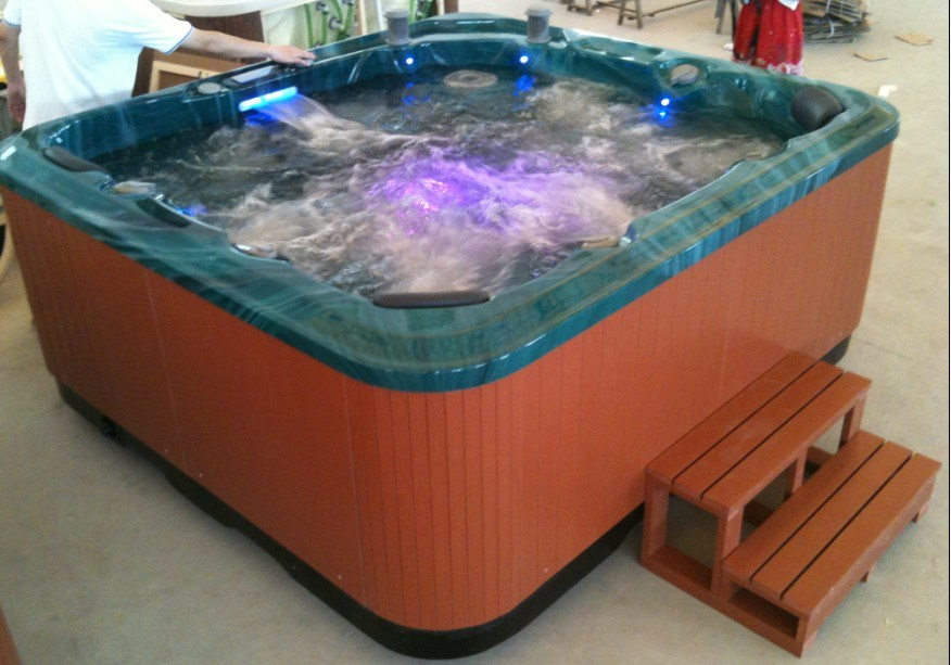 China Hot Tub SPA/Outdoor SPA/SPA/Jaccuzzi SPA/Whirlpool SPA/Hot SPA ...