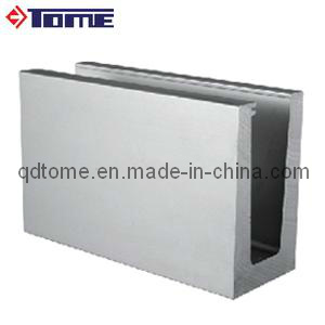 TUV Certificated Aluminium Base Glass Channel