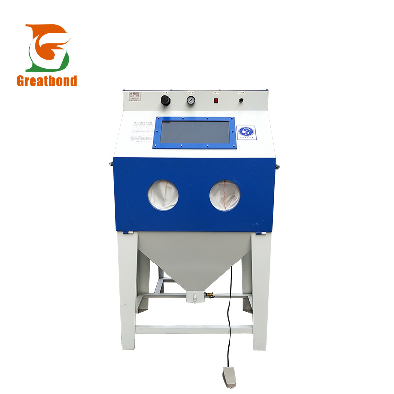 Factory Price Bag Filter Sandblaster Sand Blast Equipment