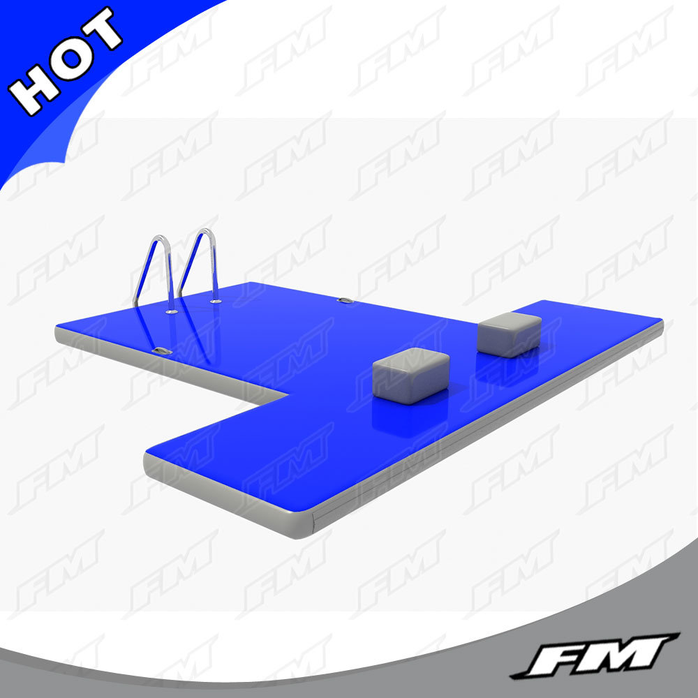 Hot Sale Inflatable Floating Dock, Floating Pontoon Dock