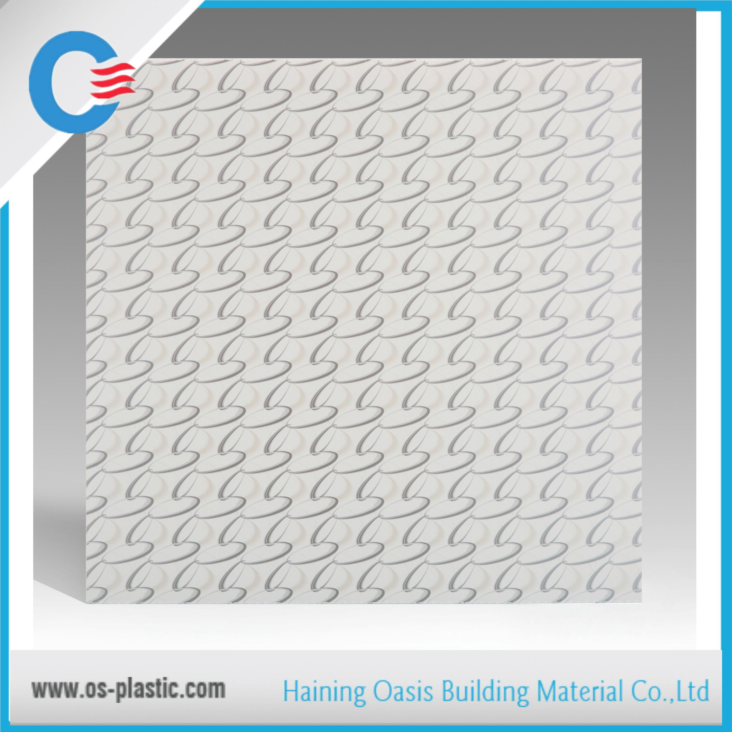 603*603mm PVC Ceiling Panel PVC Ceiling Board