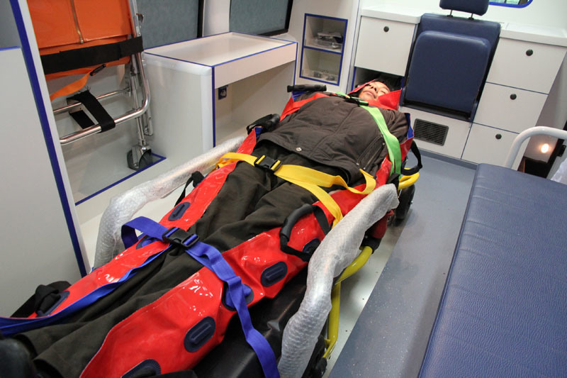 Mc-0b003 Ambulance Vacuum Mattress Stretcher for Sale pictures & photos