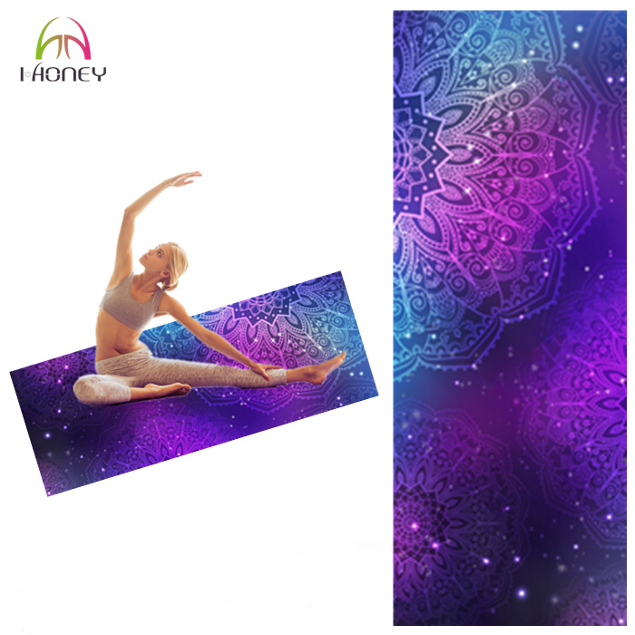 mats eumerce green rubber natural activity products mat use yoga lotus accessories printed multi