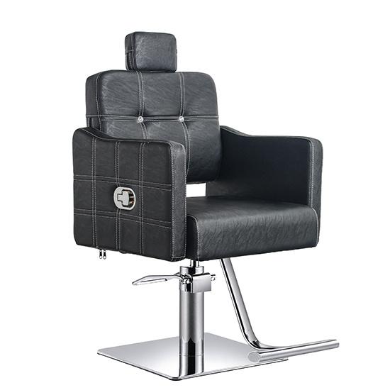 [Hot Item] Height Adjustable Vintage Design Salon Furniture Cheap Barber Chair