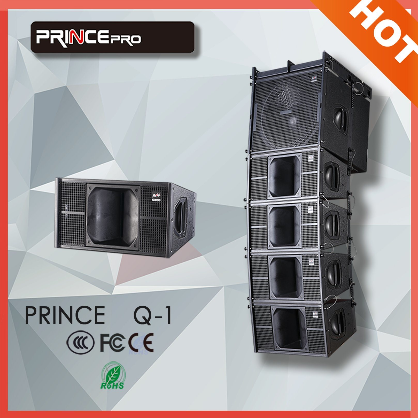 Line Array PRO Audio Line Array Speaker