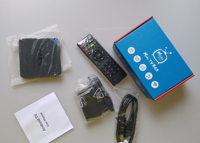 T95n Android TV Box 2g/8g
