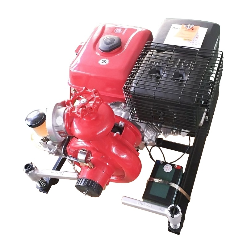 China Huaqiu 13HP Fire Pump with Lifan Engine Photos