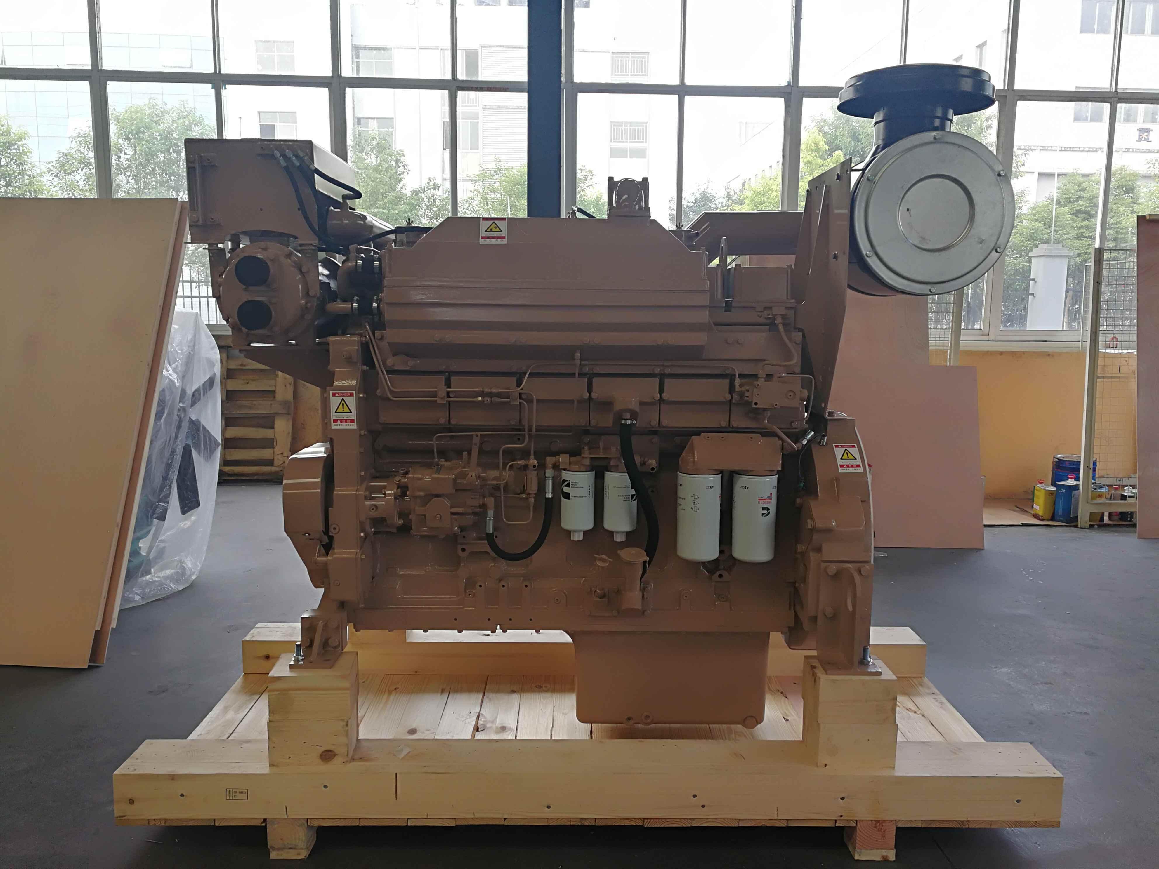 China Cummins Marine Diesel Engine for Boat/Ship/Vessel - China Cummins  Marine Engine, Marine Diesel Engine